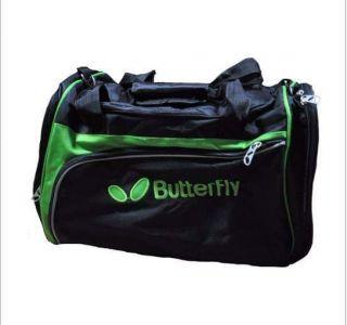 Túi trống butterfly xanh lá