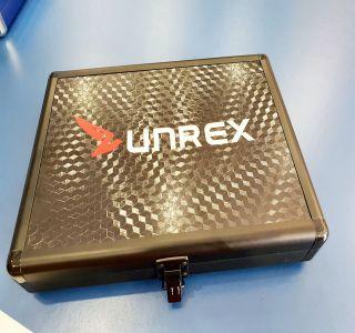 Hộp đựng vợt Unrex đen