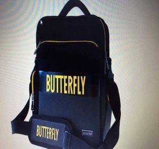 Túi buterfly đứng