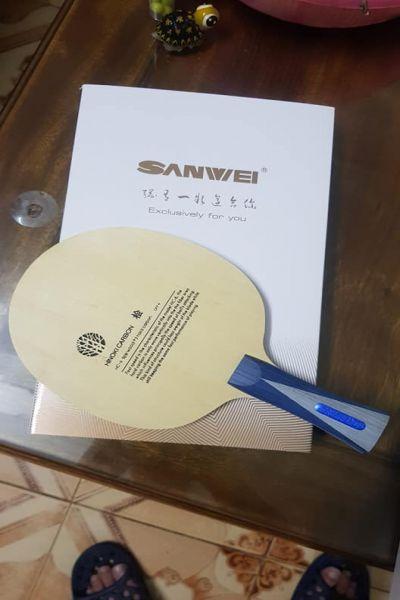 Sanwei hinoki carbon